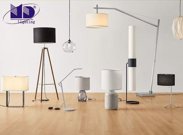 Những mẫu mới nhất và phổ biến của loại đèn chiếu sáng trong nhà