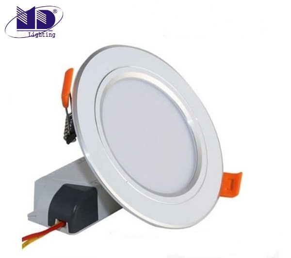 Đèn LED âm trần 3 màu cao cấp giá rẻ tại Hà Nội