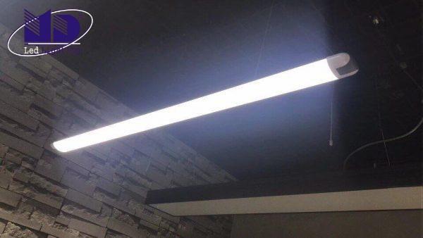 Đèn LED bán nguyệt chiếu sáng tốt và rộng hơn