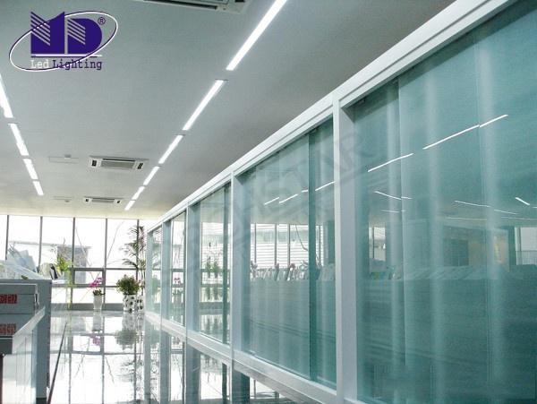 Đèn bán nguyệt được ứng dụng trong nhiều không gian khác nhau