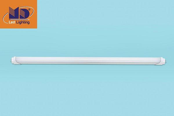 Đèn tuýp LED 1m2 được sử dụng phổ biến trong các công trình dân dụng