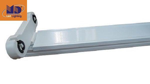 Máng đèn tuýp LED đôi