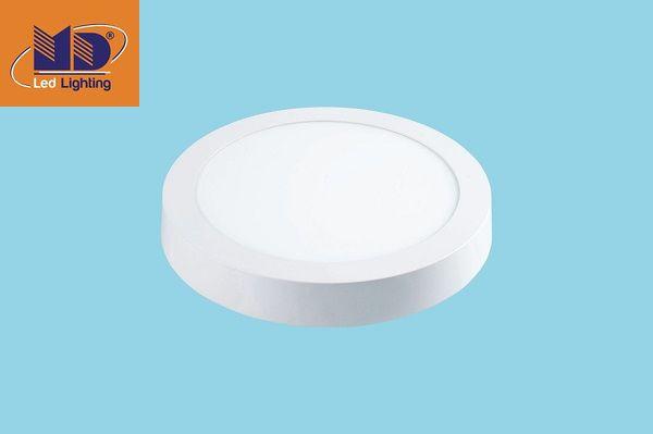 LED nổi hình tròn