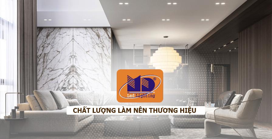 Led MD là lựa chọn hoàn hảo, cung cấp sản phẩm đèn LED chất lượng