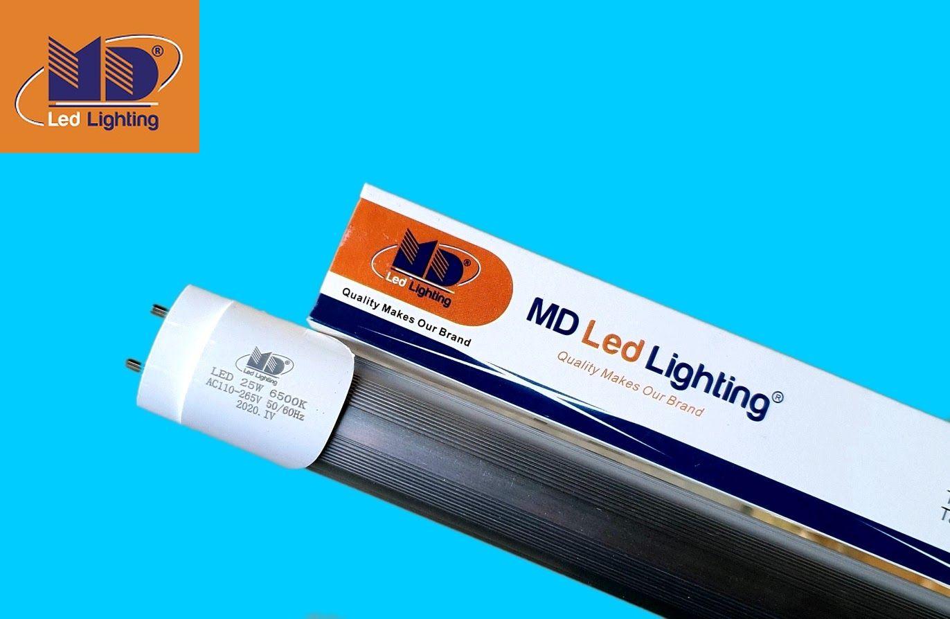 Đèn tuýp LED khắc phục mọi nhược điểm của đèn huỳnh quang
