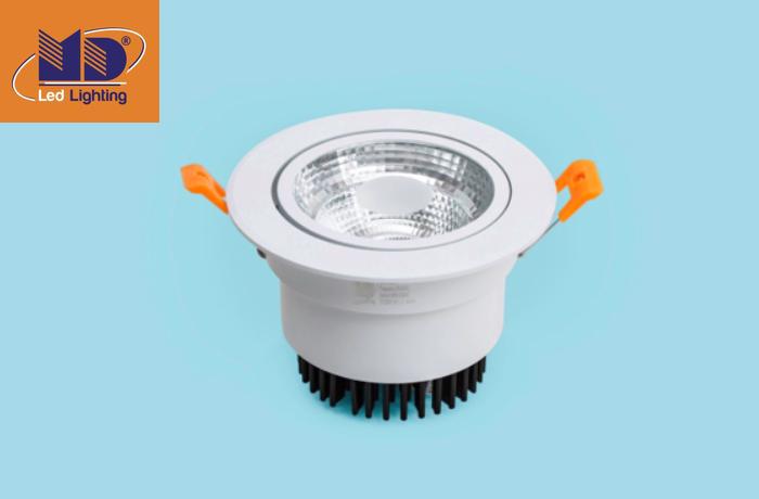 Đèn downlight âm trần giúp bạn giải quyết bài toán không gian một cách dễ dàng