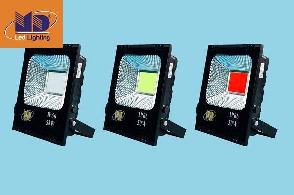 Đèn pha Led màu MD