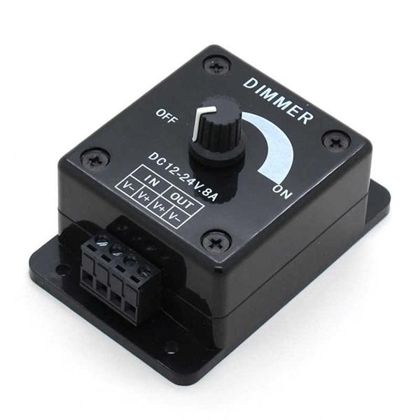 Dimming là gì? Dimmer là thiết bị điều chỉnh cường độ ánh sáng của đèn hoặc tốc độ gió của quạt